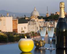 GRAND HOTEL TIBERIO ROME ****