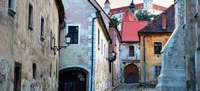 Bratislava a Husí hody