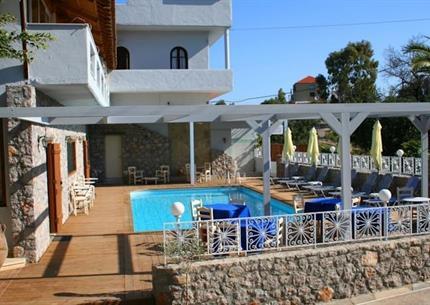 Hotel Naiades Almyros River