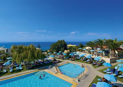 Hotely Rethymno Mare Royal & Water park Resort