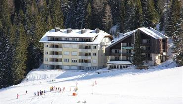 APARTMÁNY SONNENALPE