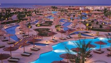 HOTEL HURGHADA LONG BEACH EX. HILTON