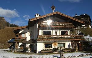 Itálie - Dolomity - Sappada - apartmány