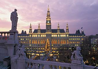 Adventní Vídeň