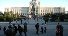 Vídeň - den muzeí