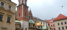 Královský Krakov - Advent