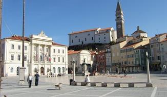 Slovinsko poznávací i turistické