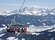 Ski Amadé - lyžování Rakousko