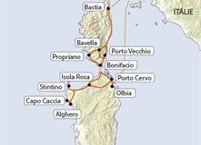 Sardinie a Korsika (ostrovní perly)
