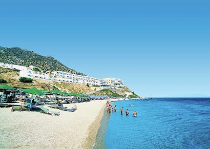 Hotel Mitsis Summer Palace Beach