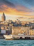 ISTANBUL – MĚSTO DVOU KONTINENTŮ