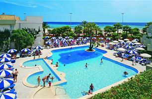 Hotel Funtazie & Act Hipotels Mediterr. Club 10