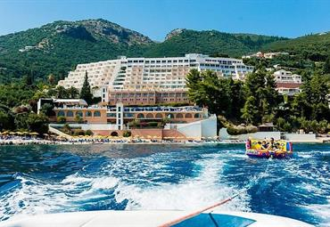 Hotel Sunshine Corfu&Spa