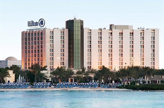 HILTON ABU DHABI *****