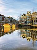 AMSTERDAM, MĚSTO KULTURY