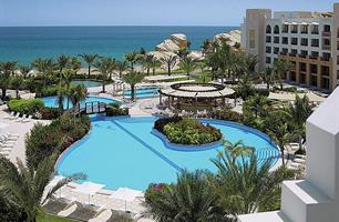Hotel Shangri La's Barr Al Jissah Al Waha