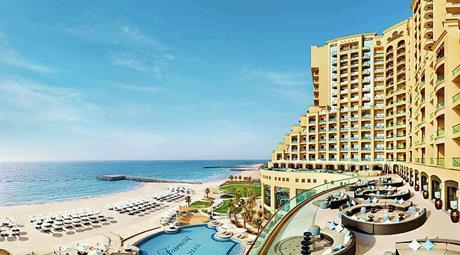 Hotel Fairmont Ajman