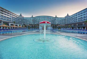 Hotel Eftalia Ocean resort