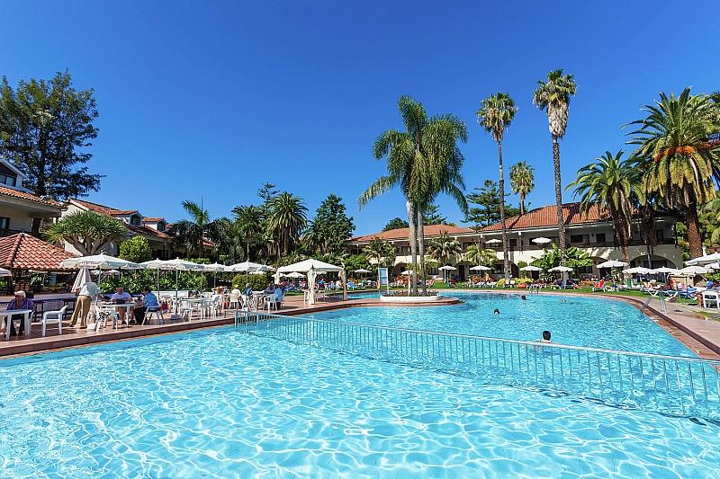 Hotel sol parque san antonio puerto de la cruz tenerife kan rsk ostrovy levn z jezdy - Sol parque san antonio puerto de la cruz ...