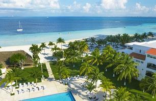 Beachscape Kin Ha Resort, Cancun