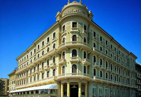 GRAND HOTEL PRINCIPE DI PIEMONTE *****