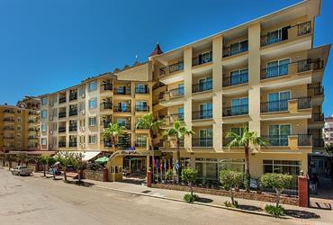 Hotel Kleopatra Royal Palm