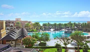 Hotel Miramar Al Aqah Beach