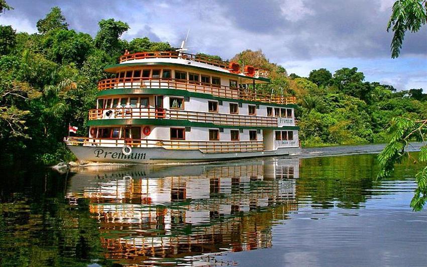 AMAZONSKÝ KLIPR – SRDCE AMAZONIE