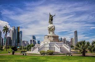 PANAMA CITY A TICHÝ OCEÁN (RIU PLAYA BLANCA 5)
