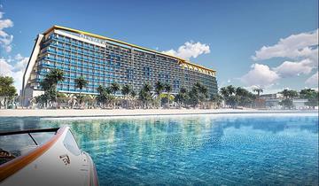 CENTARA MIRAGE BEACH RESORT DUBAI