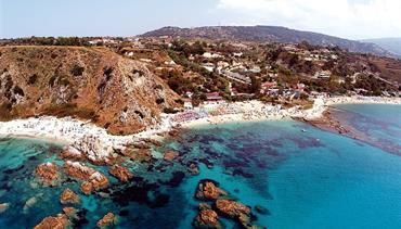 Kalábrie s výletem na Sicílii a Lipary - letecky