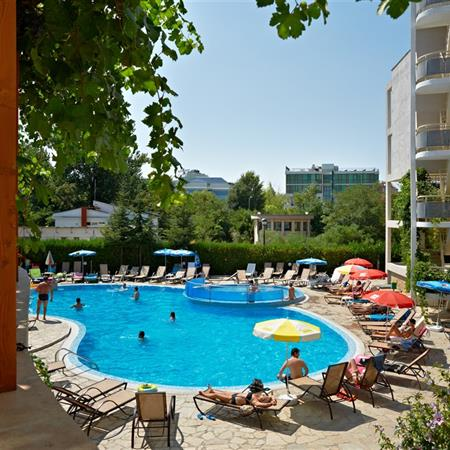 Hotel Kavkaz Golden Dune ***+