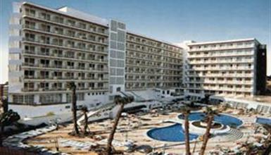 Calella - hotel Top Olympic - bus