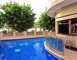 Calella - hotel Haromar - letecky