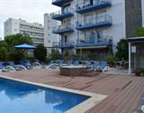 Blanes - hotel Boix Mar - letecky