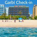 Calella - hotel Checkin Garbi- bus