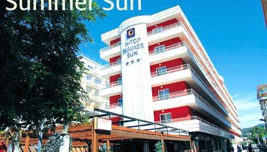 Akce dítě za 100,- Santa Susanna - hotel Top Summer Sun