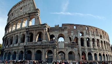Řím věčné město