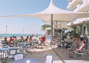 Santa Susanna - hotel Caprici - bus