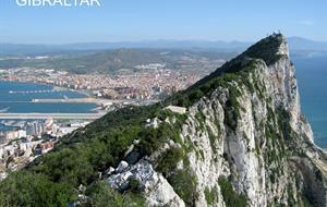 Andalusie, Gibraltar, Maroko