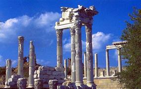 Turecko – antické památky orientu - bus