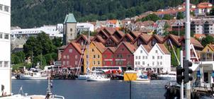 Norské fjordy a vyhlídky - bus