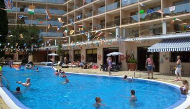 Akce dítě za 100,- Calella - hotel Bon Repos