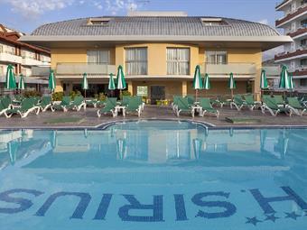 Hotel Checkin Sirius