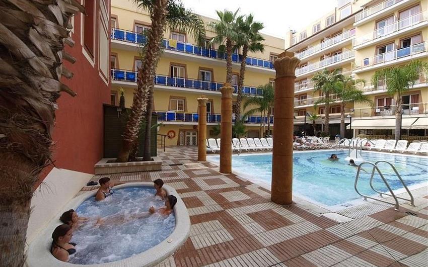 Lloret de Mar - hotel Cleopatra SPA