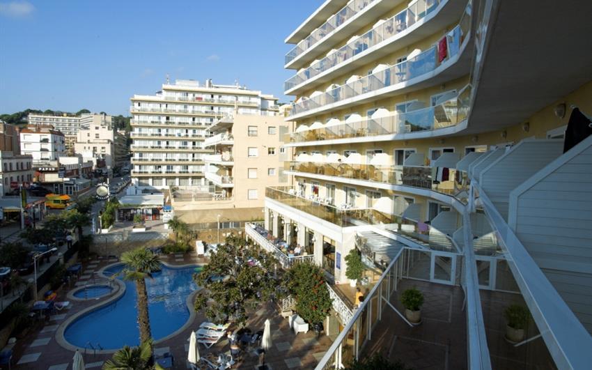 Calella - hotel Esplai - let
