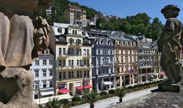 Karlovy Vary, Hotel Astoria & Medical Spa – Relaxační pobyt