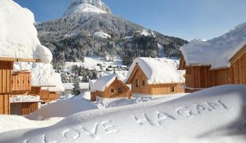 Chaty AlpenParks Hagan Lodge Altaussee, Tauplitz