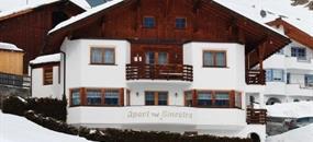 Apartmány Val Sinestra - Kappl Ischgl