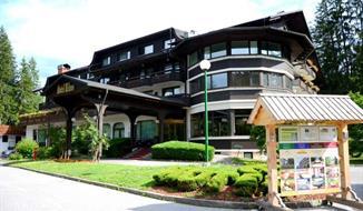 Hotel Ribno - ski balíček 3 noci + 3 dny skipas